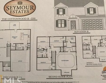 Seymour floorplan