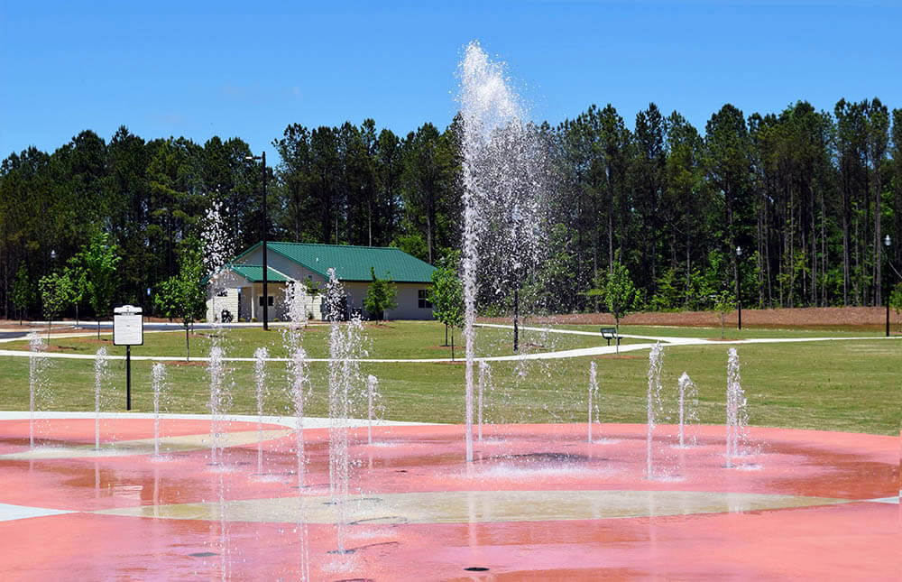 picture of a park in henry county georgia